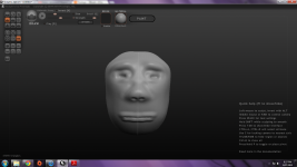 Sculptris - Work In Progress