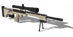 SRS rifle