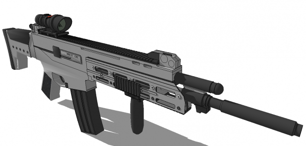 ACR rifle