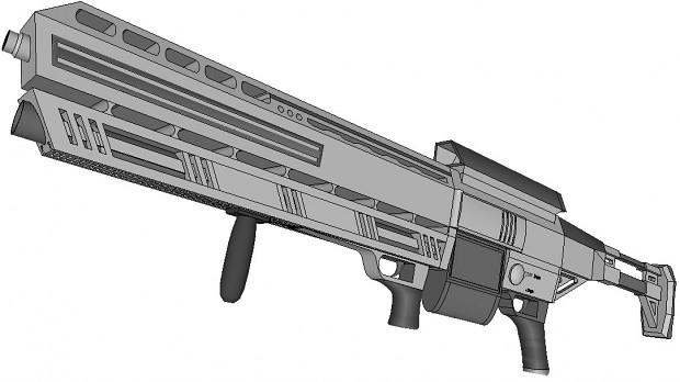 Concept gun design