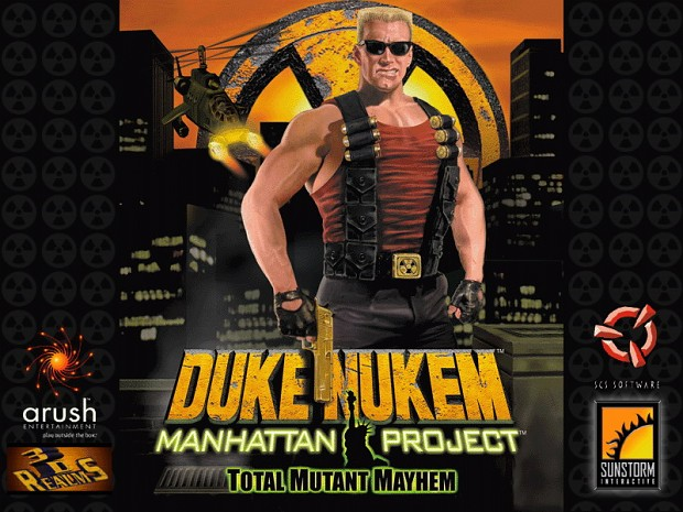 Duke Nukem MP