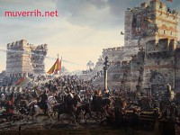 Fall of a great city, Constantinople