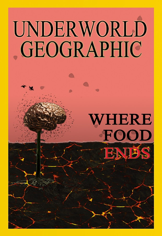 Underworld Geographics - Magazine Cover