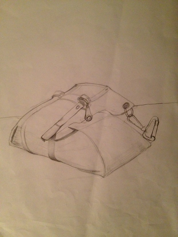 Rough sketch of a Bag.