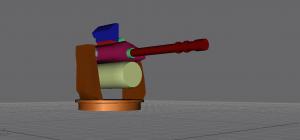"M71 ""Scythe"" Turret WIP"