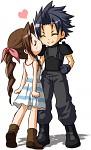 Zack & Aerith