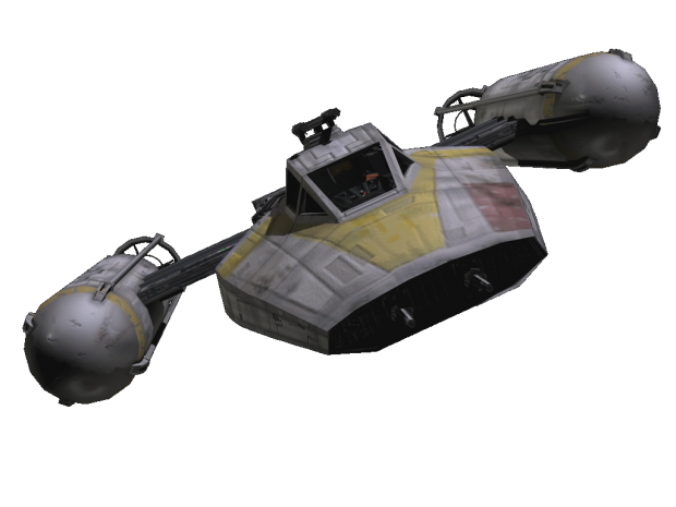 X-Wing Alliance Upgrade project stuff :P