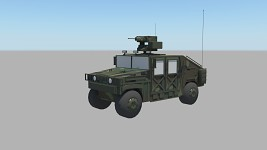 Humvee improved