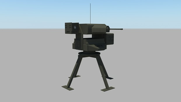Sentry turret