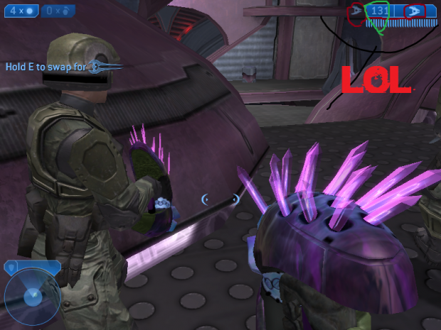 Halo 2 Weapon Bug