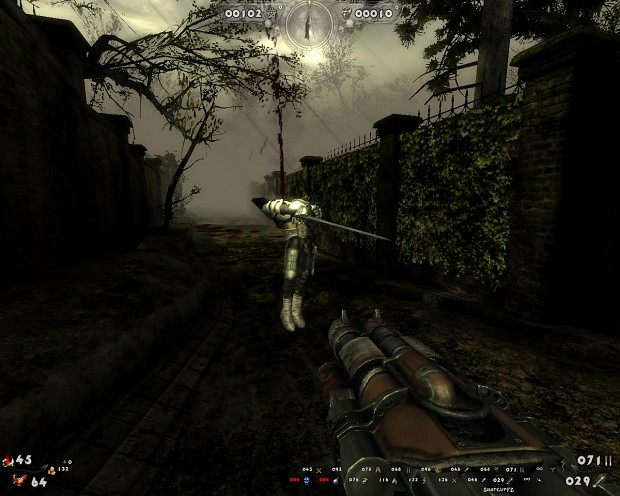 Painkiller Reload - Headless Zombie Circus