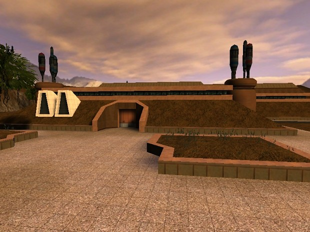 Kotor jedi academy map: Sandral Estate