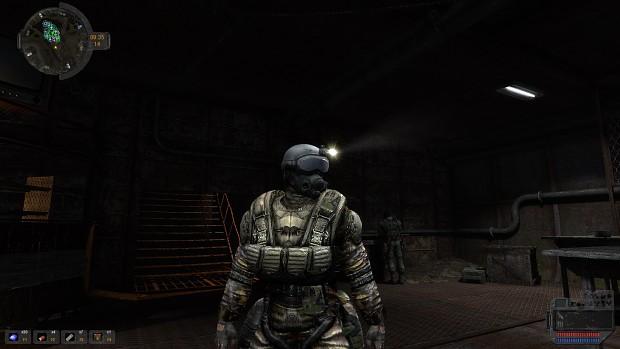 Dynamic Helmet mod