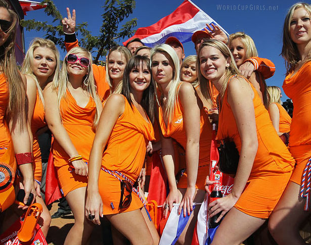 Why We Dutch Girls are the best ;D