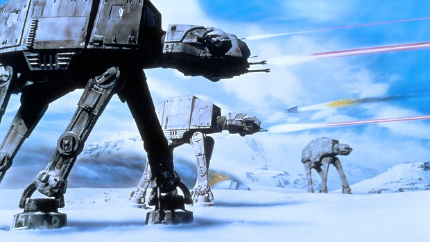 The Battle of Hoth - 3 ABY