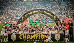 Worldcup 2014 Winner