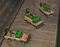 CNC Generals: Technicals