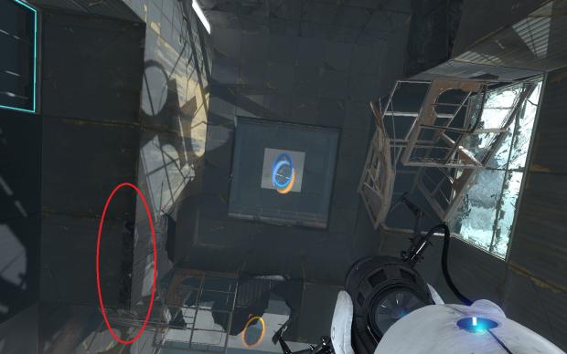 Portal 2 - Texture Error