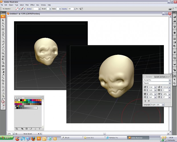 My First Zbrush