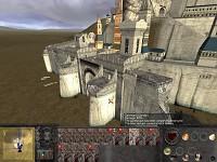 Minas Tirith attack