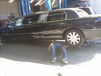 Workin on a limo