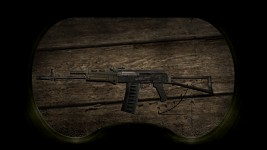 Ak74 upgraded