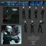 Metrocop Ayane