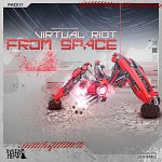 Virtual Riot - From Space EP Artwork