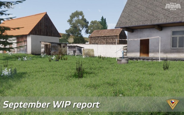 CSLA September WIP update