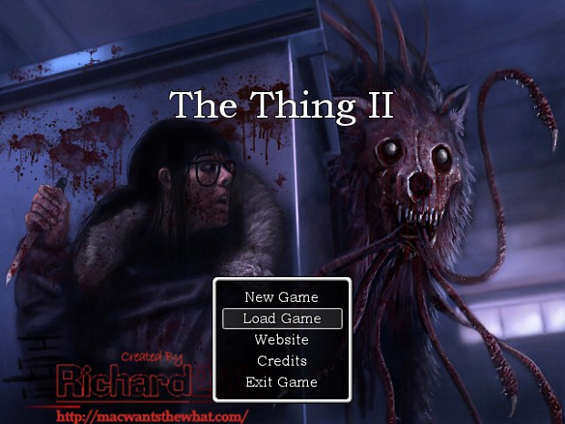 The Thing II RPG