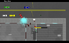 Razor Sharp: The very first screenshot