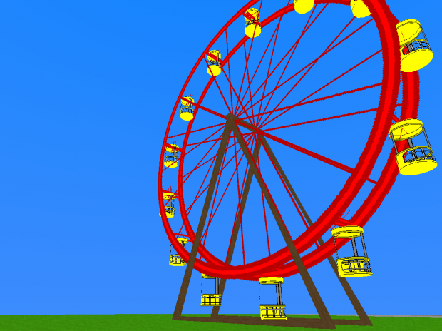 Razor Sharp - Ferris wheel