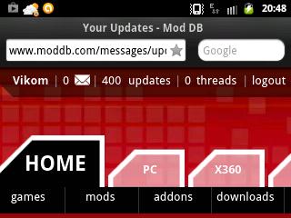 400 updates