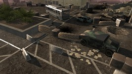 Urban warfare.