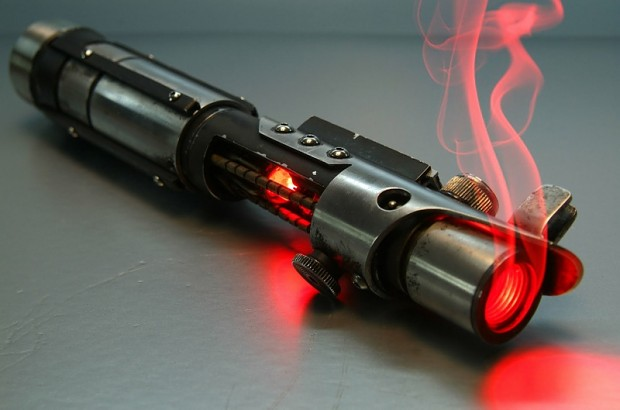 My New Lightsabers