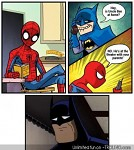 Poor Batman xD