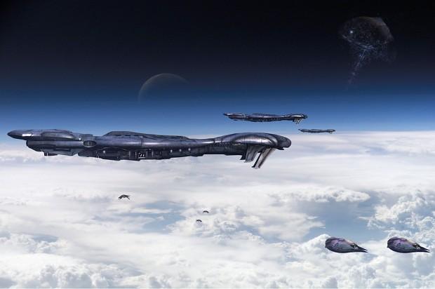 Skyborn Covenant Cluster