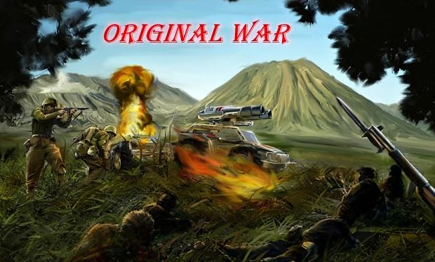 Original War - best RTS