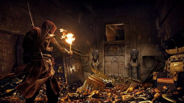 E3 2017 Assassin's Creed: Origins