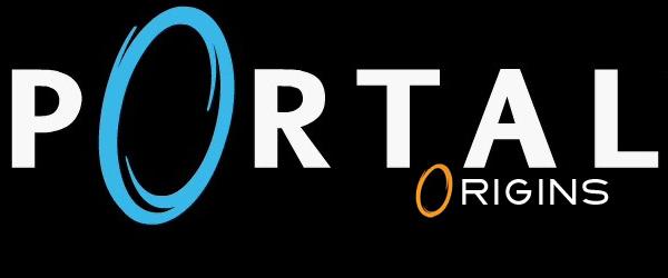 Portal: Origins Logo