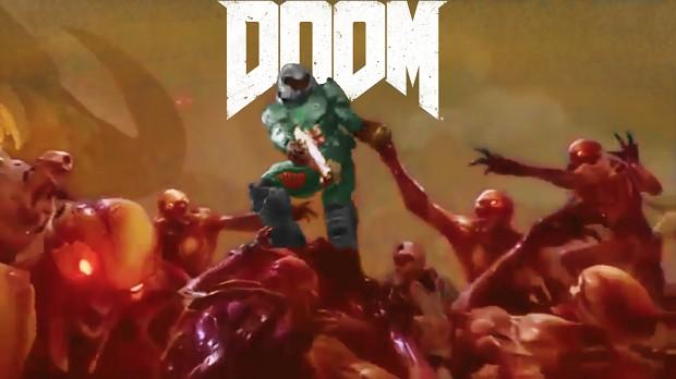 My Custom Doom Cover