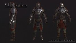 Armor of the VI. Legion