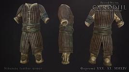 Nibenese leather armor