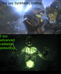 Fallout/Mass Effect Meme
