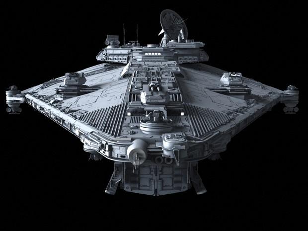 Vigil-class fast attack frigate