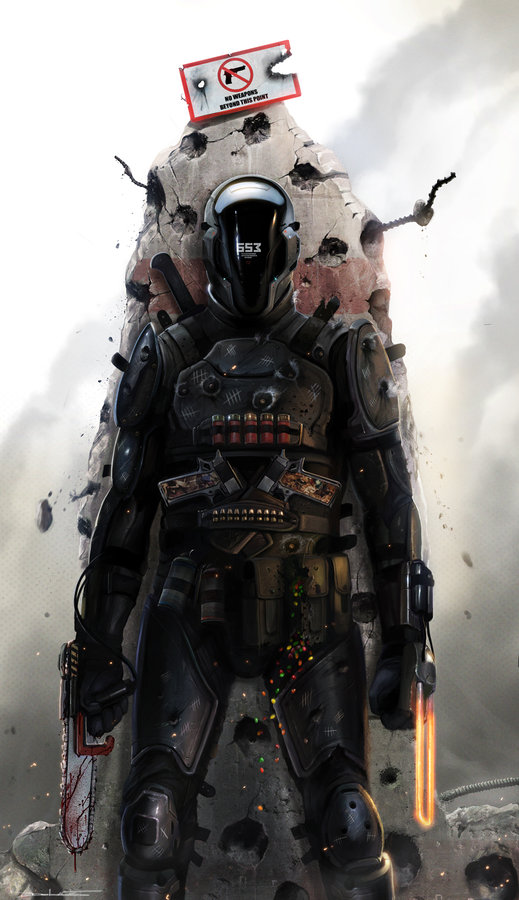 Possible armor concept