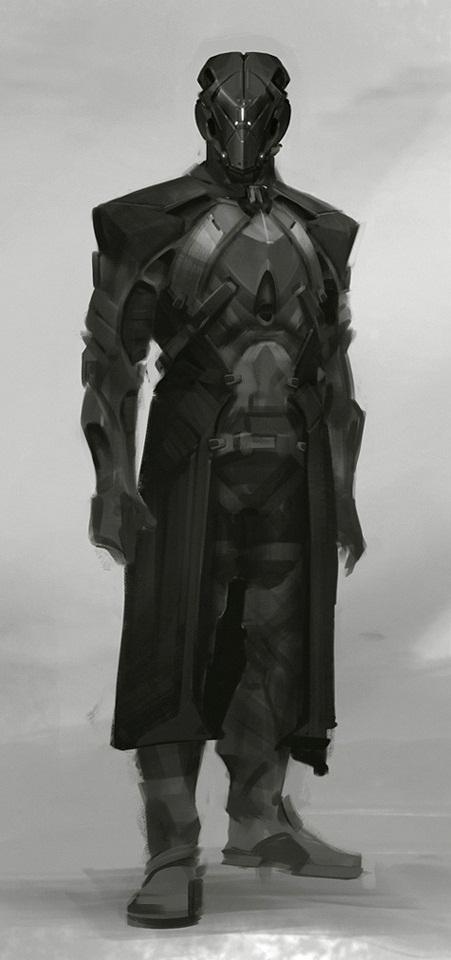 New RP armor