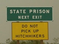 Hitchhiking Prisoners