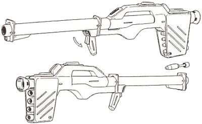 Good design of a AA/AT weapon