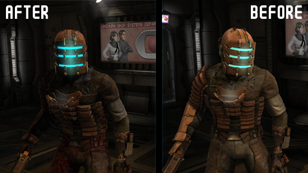 Dead Space 1 Enhanced / HD Level 2 Suite